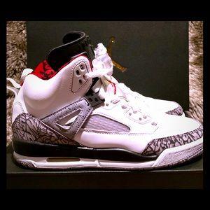 Nike Air Jordan Spizike Shoes Worn once